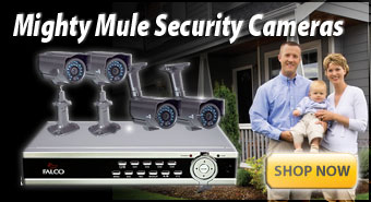 Security Cameras by Mighty Mule